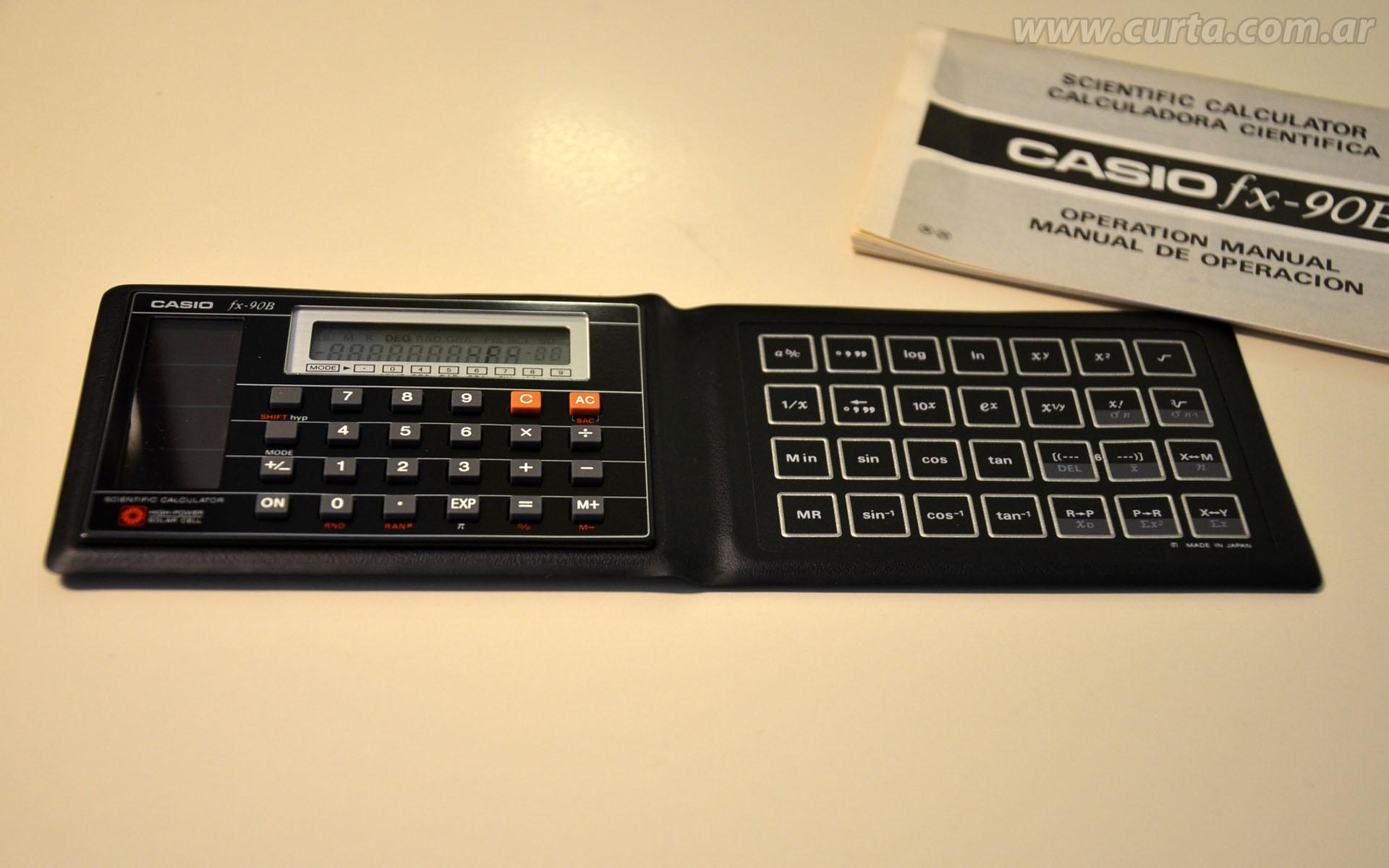 casio fx 82tl user manual